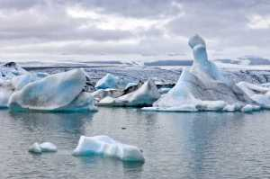 """THE ICEBERGS ARE FUCKING MELTING"""