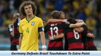 Germany Defeats Brazil